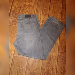 Mens Kenneth Cole Reaction Grey Jeans